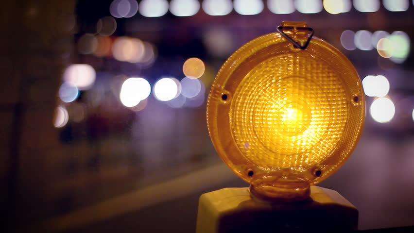 Dyra arbetsljus och varningsljus